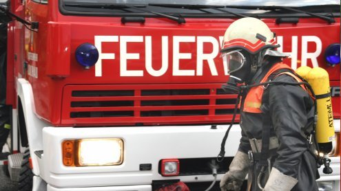 Zimmerbrand in NÖ: Einsatzin den eigenen vier Wänden