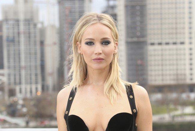 Jennifer Lawrence versteht die Aufregung nicht.