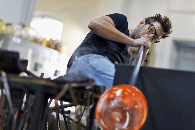 Robert Comploj gehört zu einem der Besten seines Fachs. In Wien-Neubau arbeitet er an seiner Handwerkskunst.