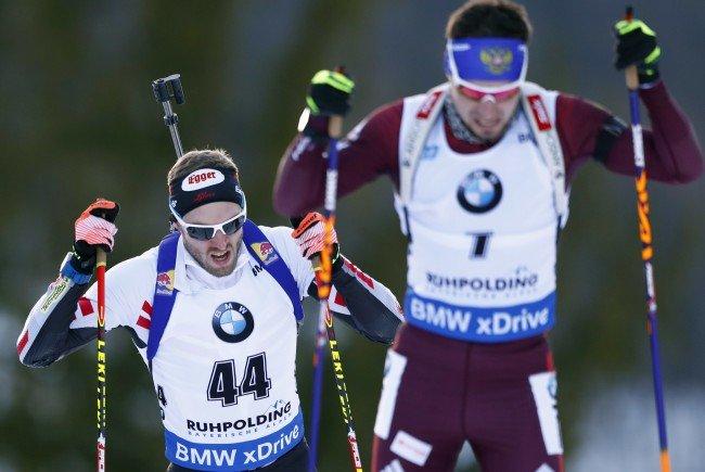 Olympia: ÖOC-Biathlon-Team in Pyeongchang auf Medaillenjagd