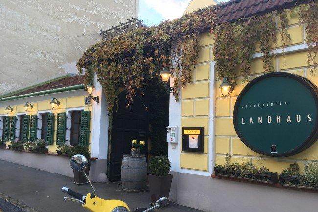 """Bei der beliebten Wiener Gaststätte """"Ottakringer Landhaus"""" bestand kein Anspruch auf Denkmalschutz."""
