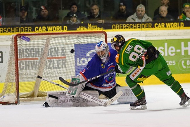 EHC Lustenau will die Play-off-Chance wahren