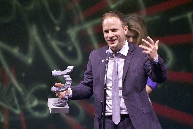 Adrian Goiginger, großer Gewinner beim Österreichischen Filmpreis 2018