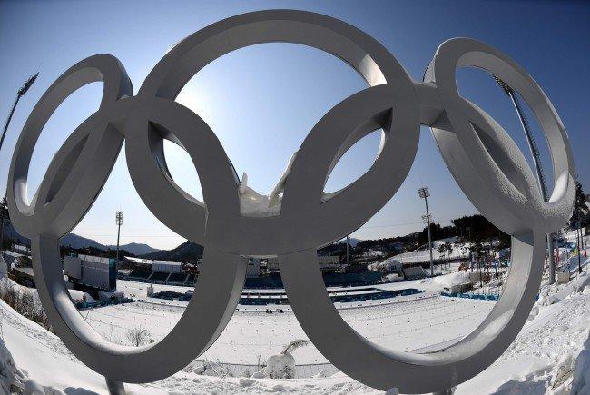 Die XXIII. Olympischen Winterspiele in Pyeongchang vom 8. bis zum 25. Februar 2018.