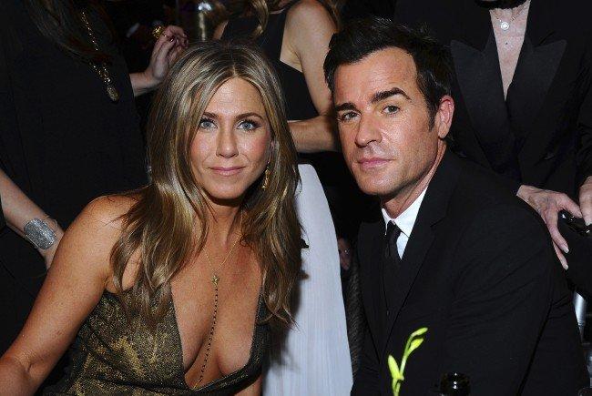 Jennifer Aniston und Justin Theroux gaben friedliche Trennung bekannt