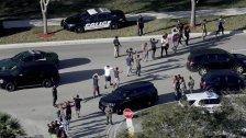 Polizist griff bei Massaker in Florida nicht ein