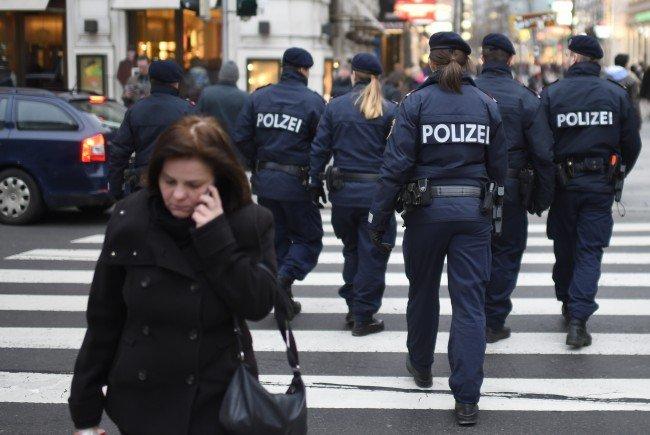 Drei tatverdächtige Räuber wurden in Liesing ausgeforscht und verhaftet