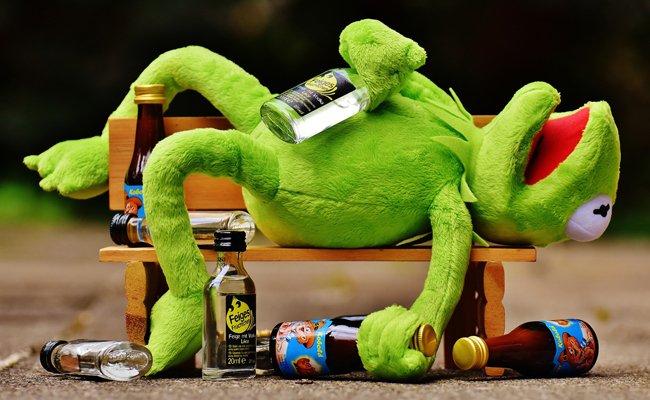 Eine genetische Mutation führt zu sogenannter Alkoholintoleranz.