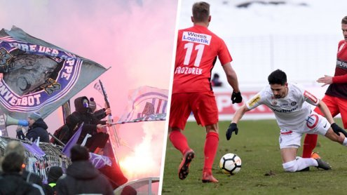 Pechsträhne bei Austria Wien hält an: 1:2-Niederlage gegen Admira