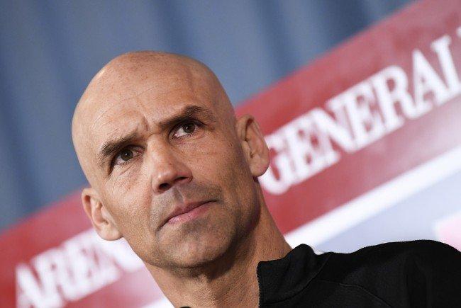 Das sind die Ziele von Thoams Letsch als Neo-Trainer bei der Austria Wien.
