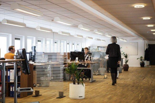Rund ein Drittel der Teilzeitarbeiter in Österreich würden gerne Vollzeit arbeiten.