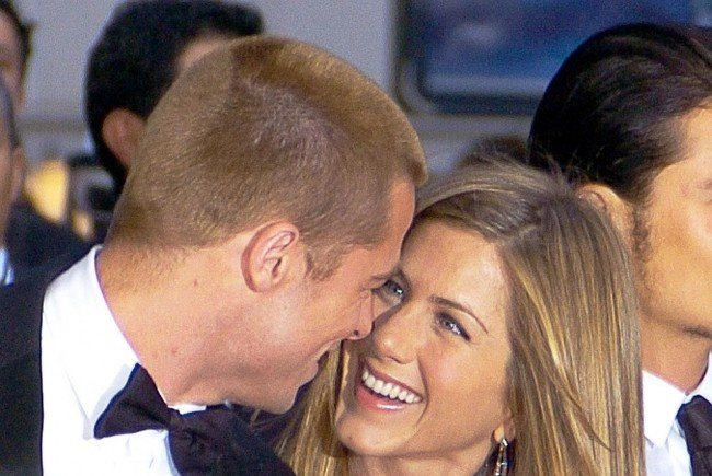 Gibt es ein Liebes-Comeback von Brad und Jennifer?