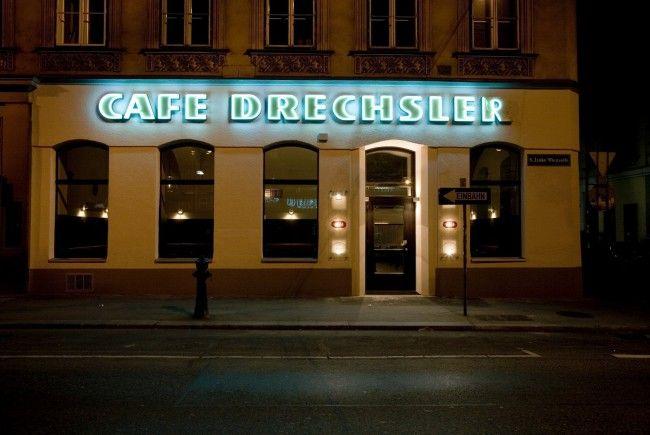 Das Wiener Cafe Drechsler schließt Ende März entgültig.