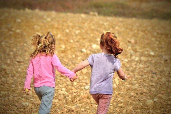 Die beiden angesprochenen Mädchen in Wien-Döbling liefen davon.
