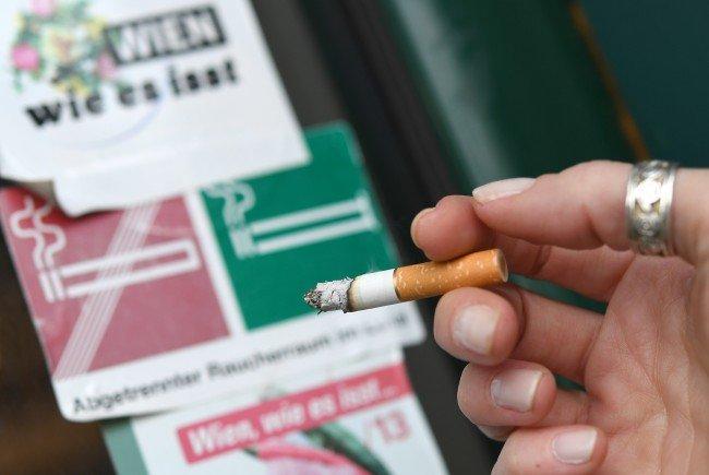 Das Volksbegehren für das Rauchverbot hält momentan bei 400.000 Unterschriften.