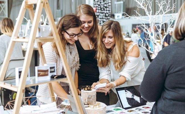 Edelstoff, der Markt für junges Design, feiert Jubiläum.