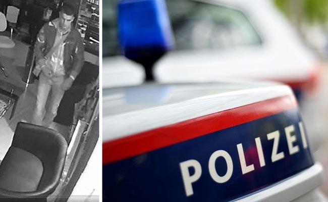 Die Wiener Polizei fahndet nach diesem Mann.