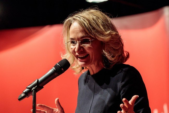 Elisabeth Blanik will nicht mit der ÖVP koalieren.