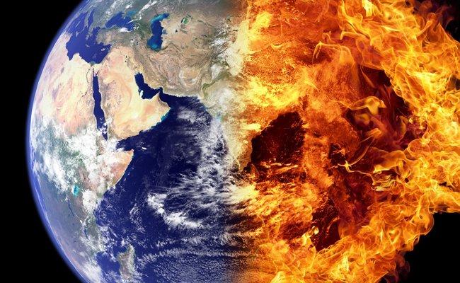 Sollten sich die Pole austauschen, wäre ein Teil der Erde unbewohnbar.