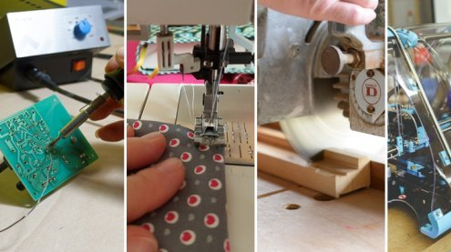 Heimwerken und Do-It-Yourself: Werkstätten Wiens im Überblick