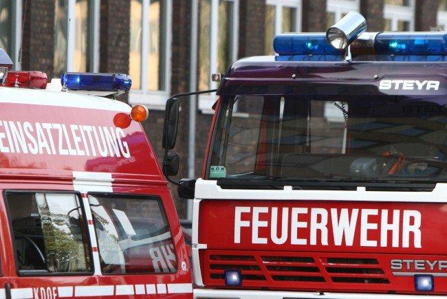In Niederösterreich kam es zu zwei Bränden.