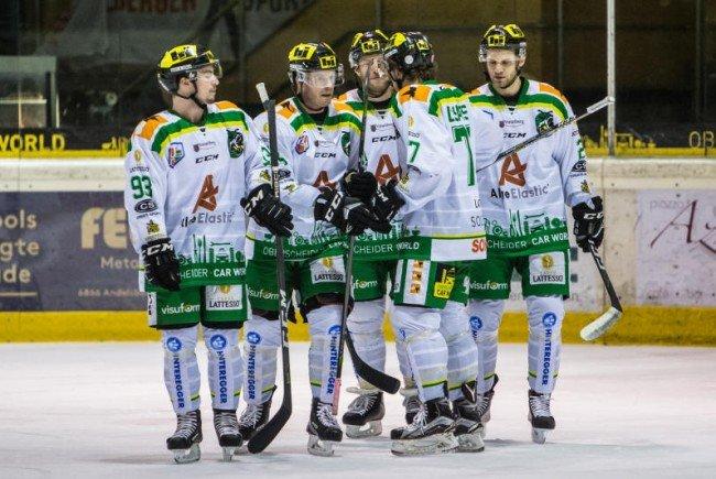EHC Lustenau beendet Siegesserie von Leader Asiago
