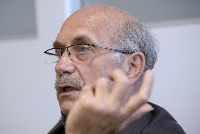 IG Autoren-Vorsitzender Ruiss sorgt sich um die mediale Unabhängigkeit.