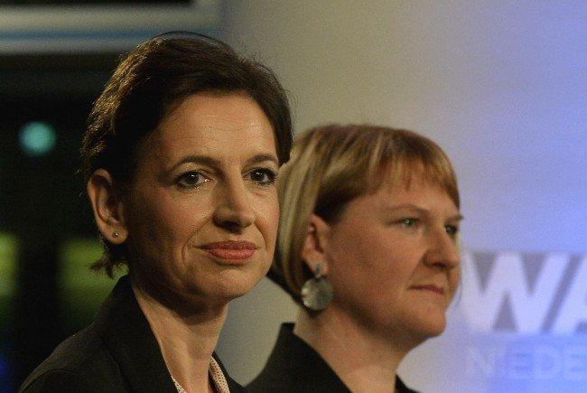 Für die NEOS und Grünen in Niederösterreich gibt es keine Förderungen.