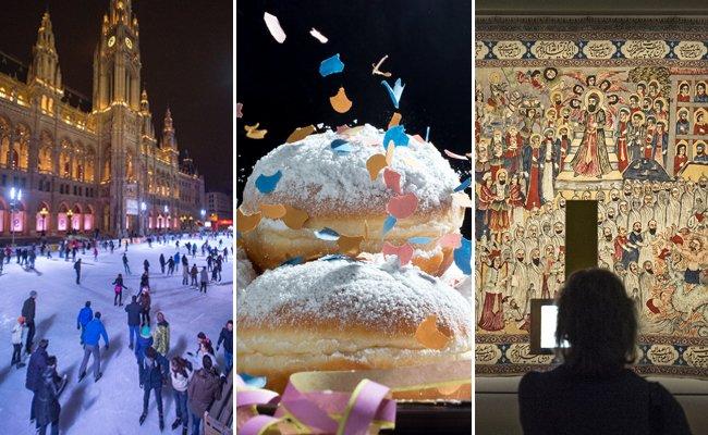 In Wien finden im Februar zahlreiche kostenlose Veranstaltungen statt.