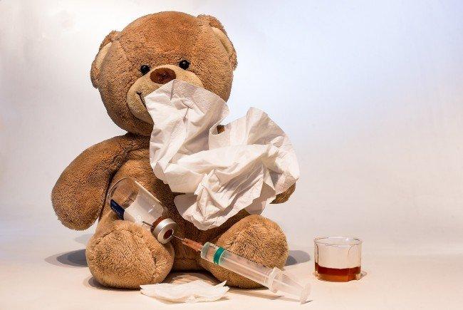 Die Grippe-Welle reißt auch in Wien nicht ab.