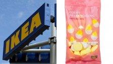 Ikea: Schaumkonfekt durch Mäuse verschmutzt