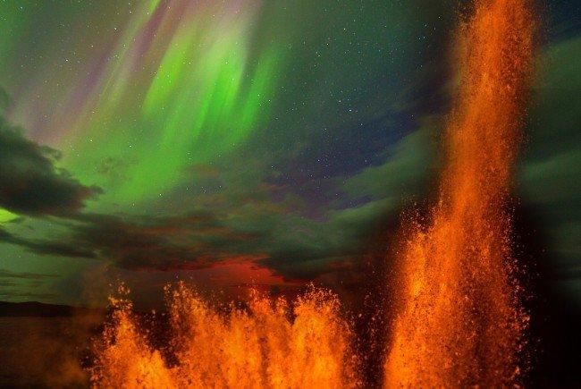 Die Insel aus Feuer und Eis - der Vortrag über Island macht den Auftakt beim Reise-Festival.