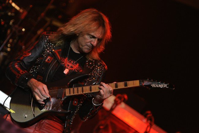 """""""Judas Priest""""-Gitarrist Glenn Tipton leidet an Parkinson - für ihr Konzert in Wien ist das jedoch keine Absage."""