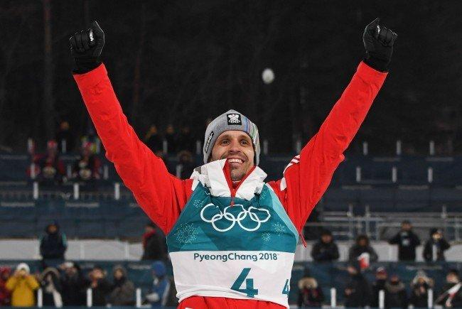 Österreich mit nächster Olympia-Medaille: Lukas Klapfer holt Bronze.