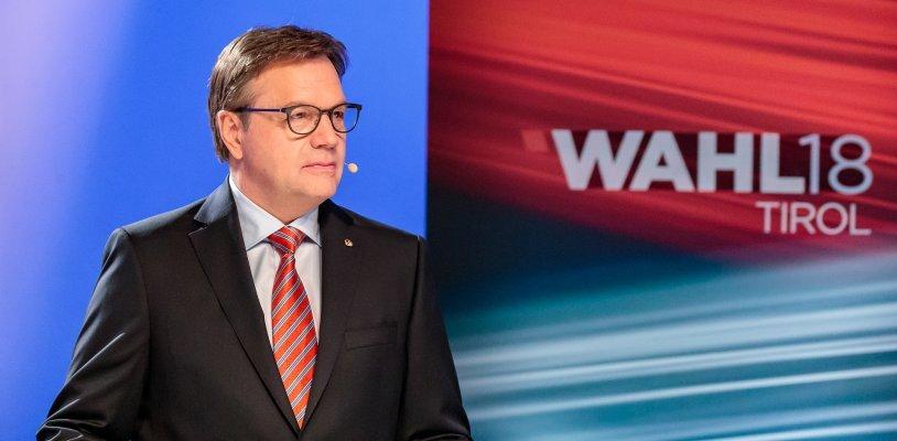 So hat Tirol gewählt: Das ist das vorläufige Endergebnis der Landtagswahl 2018