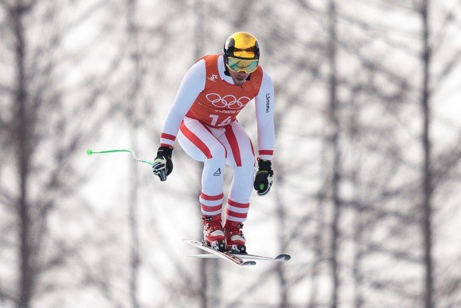 LIVE von der Herren-Abfahrt bei den Olympischen Winterspielen.