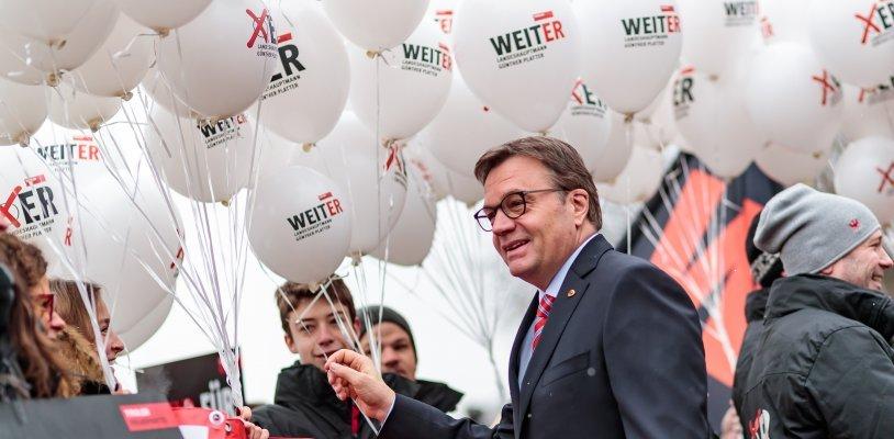 LIVE von der Landtagswahl Tirol 2018: Ergebnis, Hochrechnung und der Wahltag