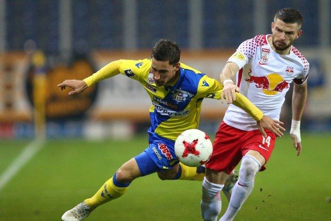 LIVE-Ticker zum Spiel Red Bull Salzburg gegen SKNS t. Pölten ab 16.30 Uhr.