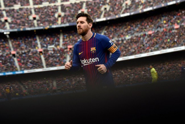 Champions League: Messi gegen