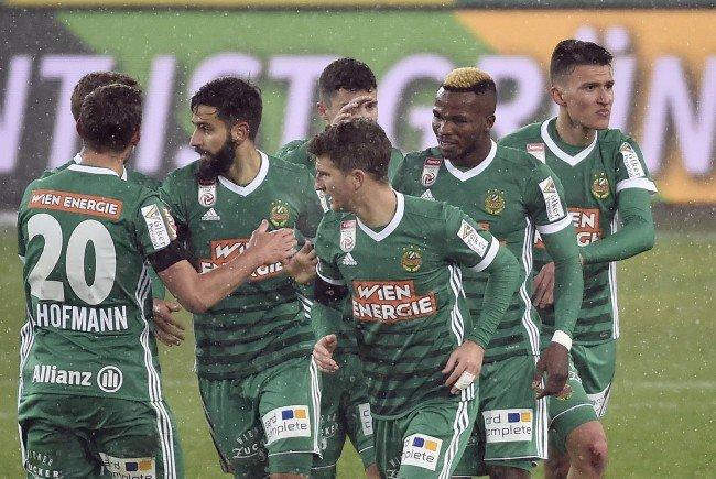 LIVE-Stream und TV-Übertragung zum ÖFB-Cup-Match zwischen Rapid Wien und SV Ried.