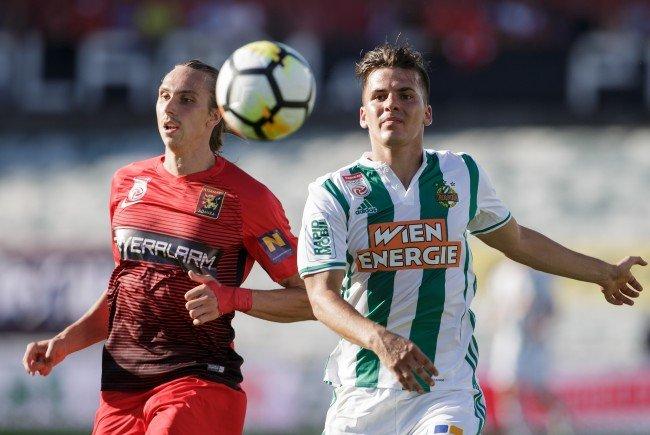 Hier können Sie das Match zwischen Admira und Rapid Wien im Live-Stream und TV mitverfolgen.