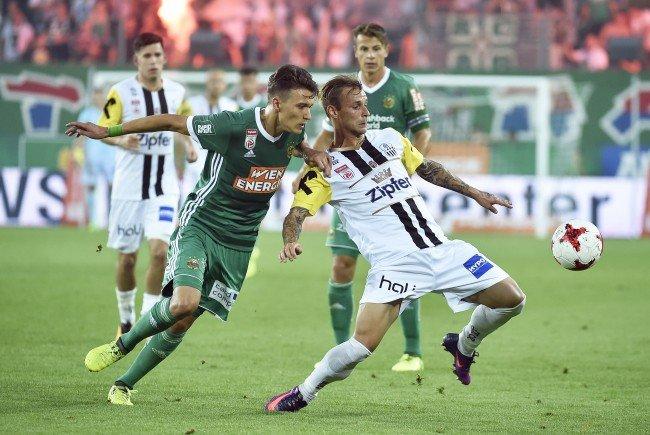 LIVE-Ticker zum Spiel SK Rapid Wien gegen LASK Linz ab 18.30 Uhr.