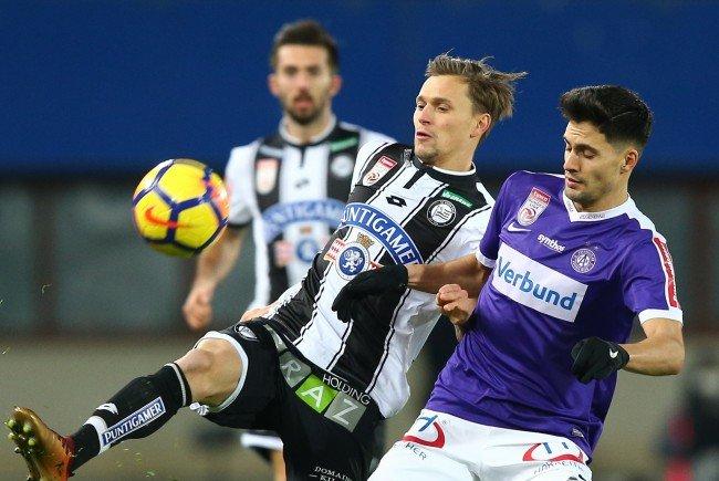 LIVE-Stream und TV-Übertragung zum Spiel SV Mattersburg gegen Austria Wien.