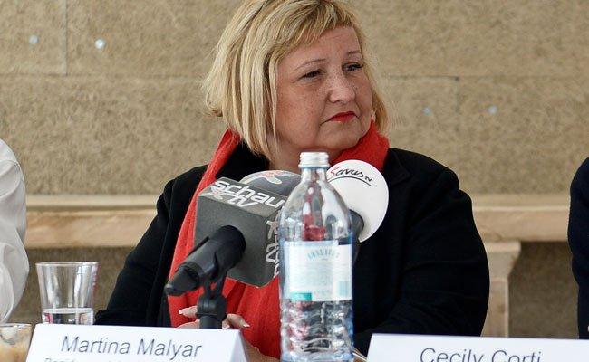 Martina Malyar wird ihr Amt als Bezirksvorsteherin von Wien-Alsergrund im Juni zurücklegen.