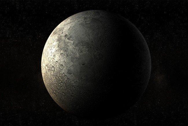 Im Freiluftplanetarium Wien lernt man mehr über den Mond.