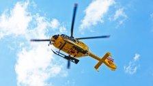 Zwei Verletzte bei Pkw-Kollision in Gänserndorf