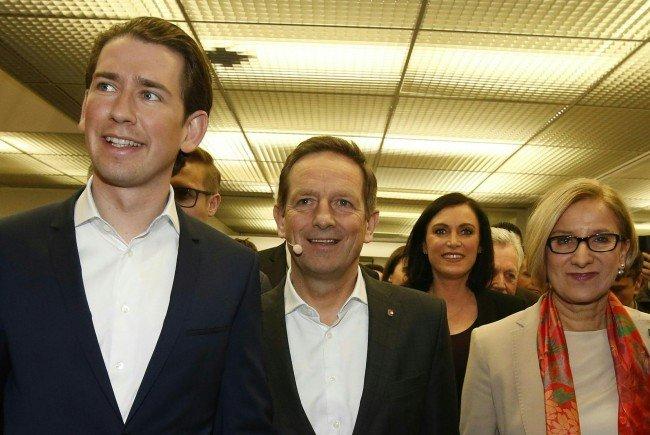 Die Kärntner ÖVP ist mit Kanzler Sebastian Kurz in den Aschermittwoch gestartet.