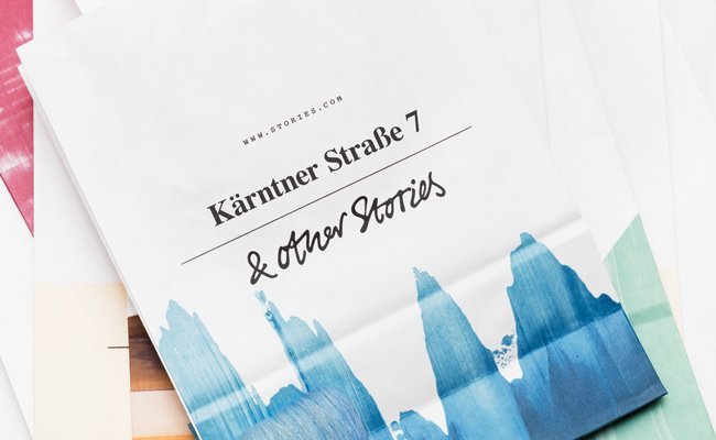 """Die Modekette """"& Other Stories"""" kommt nach Wien."""