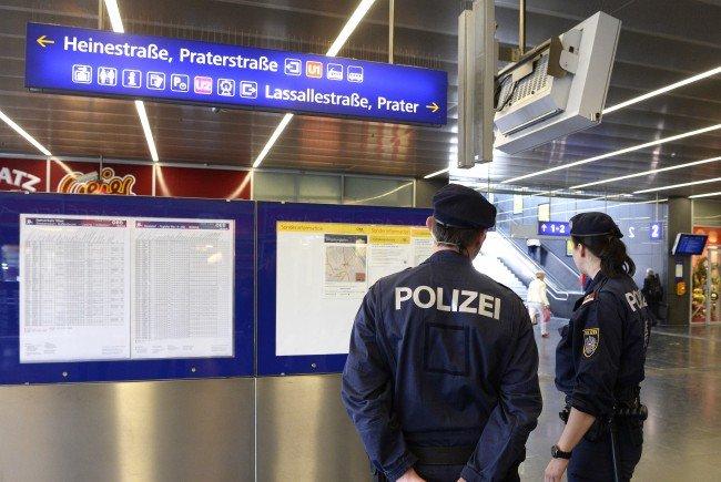 Ein 28-Jähriger erlitt schwere Gesichtsverletzungen nach einem Streit am Wiener Praterstern.