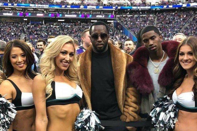 So feiern die US-Stars den Super Bowl LII